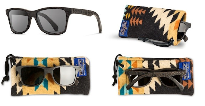 Pendleton Adds Its Hertiage Quality to a Pair of Shwood Frames