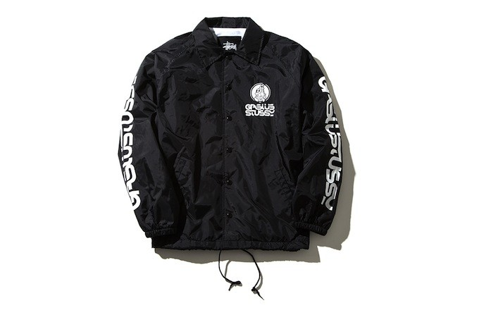 Stussy x Gasius Capsule Collection
