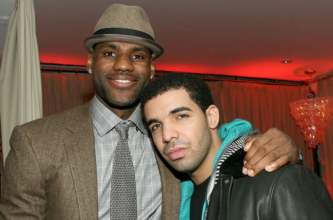 Would Drake Work on Music With LeBron James?