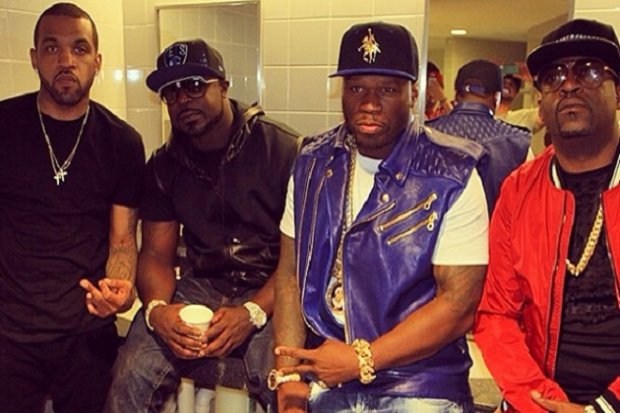 "G-Unit Announces 2nd EP ""The Beast Is G-Unit""; 50 Cent Explains Why Game Was Left Out"
