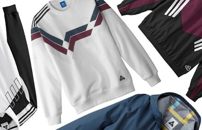A First Look at the Pieces in the Palace x adidas Originals Collaboration