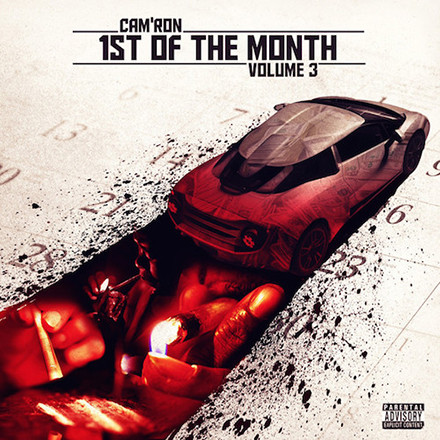 "Cam'ron's ""First of the Month Vol. 3"" EP"
