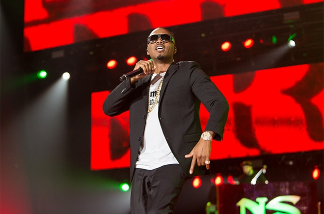 Nas Talks 'Lost Tapes' Follow-Up at 'Time Is Illmatic' Premiere