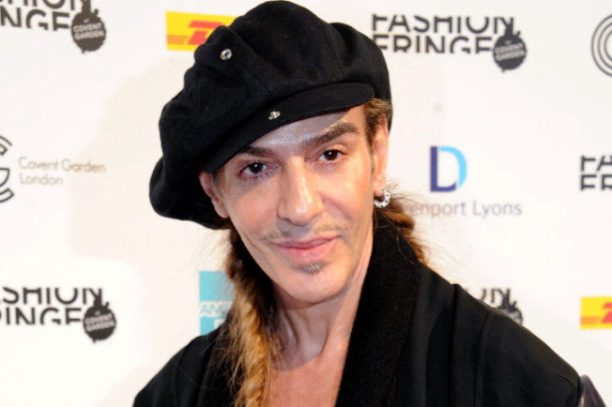 John Galliano Is Now the Creative Director of Maison Martin Margiela