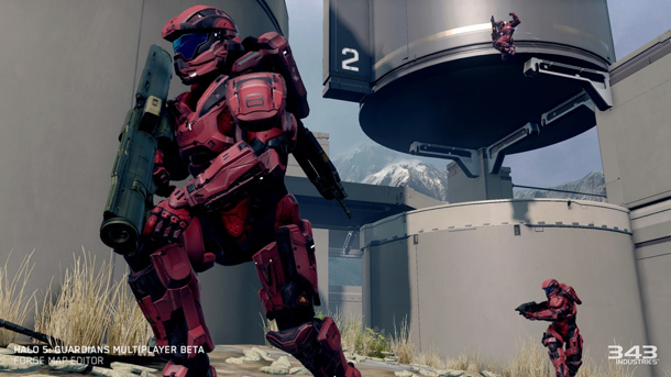Here Are The Changes In The Last Week Of The Halo 5 Beta