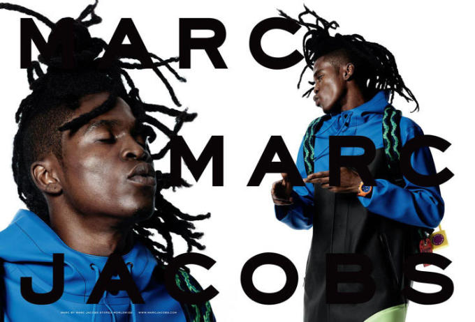 Marc by Marc Jacob Releases Its Spring/Summer 2015 Campaign Starring Models Cast Through Social Media