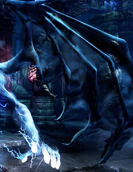 Iron Galaxy Teasing Killer Instinct Season Two Bonus Character, Omen