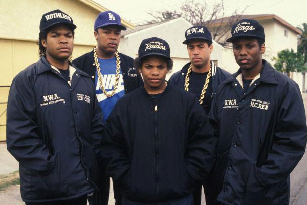 """First Trailer for the N.W.A. Biopic """"Straight Outta Compton"""""""