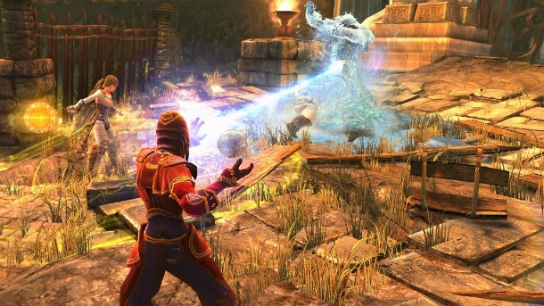 Perfect World Details Contents Of Neverwinter On Xbox One