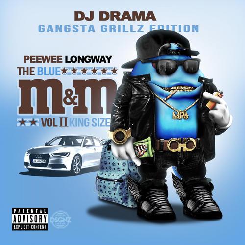 "PeeWee Longway's ""The Blue M&M Vol. 2"" Mixtape"