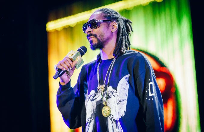"""Snoop Dogg Has a Message for the Recording Academy: """"F*** the Grammys"""""""