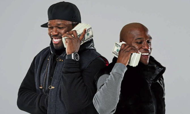 50 Cent Doesn't Think Floyd Mayweather Is Going to Fight Manny Pacquiao Again