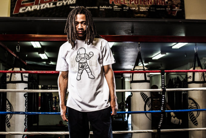 Billionaire Boys Club Partnered With Feature for an Exclusive Fight of the Century T-Shirt