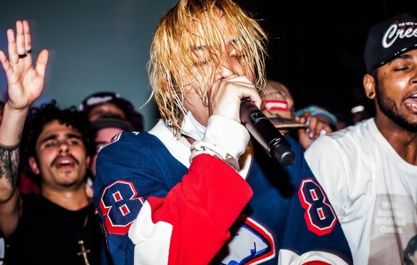 Keith Ape Is Ready to Be the World's Next Trap Star
