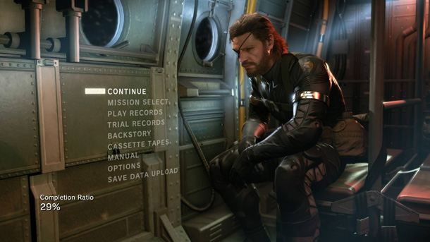 Metal Gear Solid V: Ground Zeroes PS4 Update Lets You Upload Your Save For Transfer To Phantom Pain