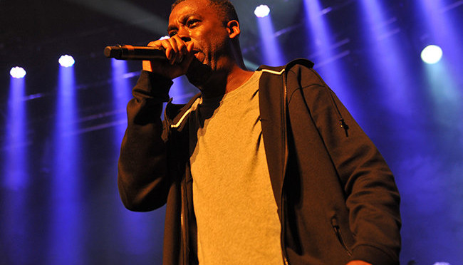 GZA Hits Studio With 'Rare' Collaborator Vangelis, Cancels Tour Dates