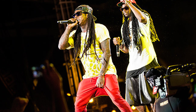 2 Chainz Announces Joint Project 'ColliGrove' with Lil Wayne