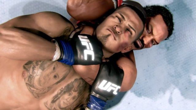 EA Sports UFC 2 Announced, More Details Coming Tomorrow