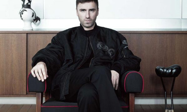 "Raf Simons on Dior: ""I Don't Want to Do Collections Where I'm Not Thinking."""