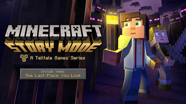 Minecraft: Story Mode – Episode 3 Gets A Nearby Release Date And A Trailer