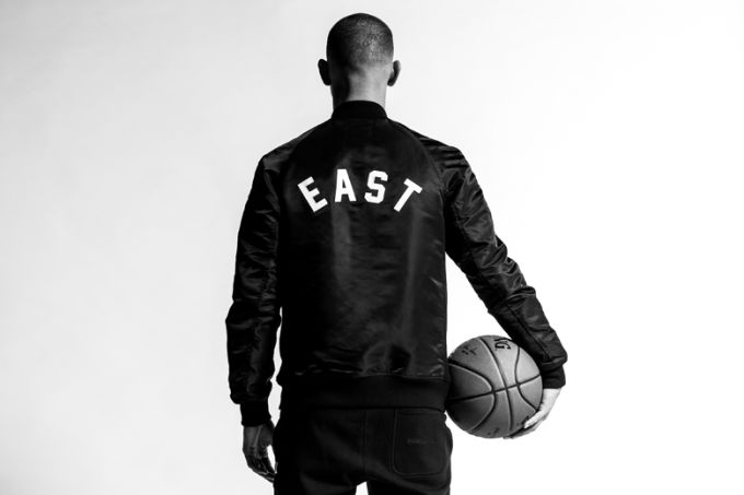 Reigning Champ and Mitchell & Ness Team up for an NBA All-Star Collection