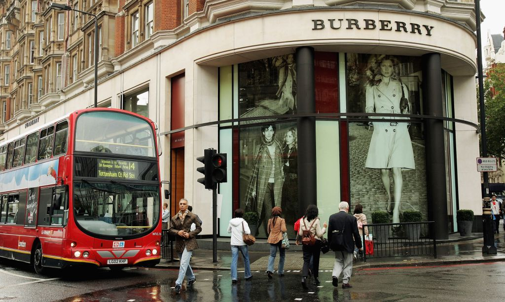 Burberry Is Suing JCPenney for Ripping Off Its Check Pattern