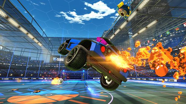 Rocket League Launching On Xbox One On February 17