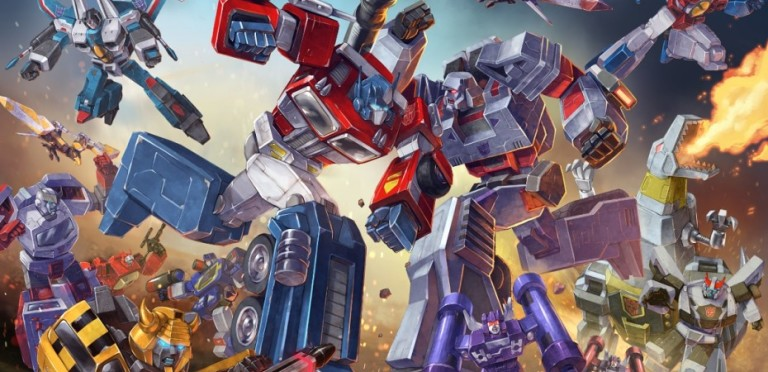 Transformers: Earth Wars Is Clash Of Clans In Disguise