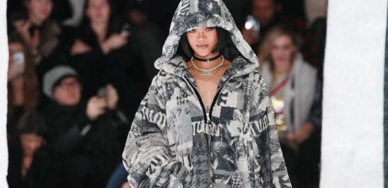 Rihanna Gives Puma a Lift