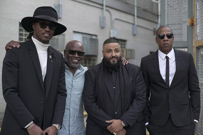 DJ Khaled Shares 'I Got The Keys' Feat Jay Z & Future