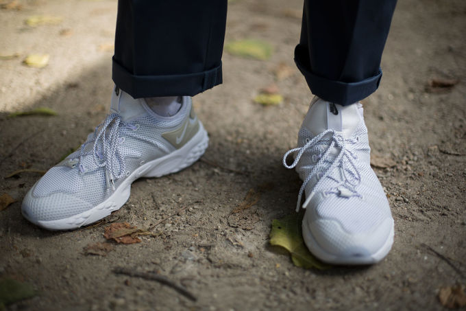 Here's the Shoe Louis Vuitton Designer Kim Jones Made for Nike