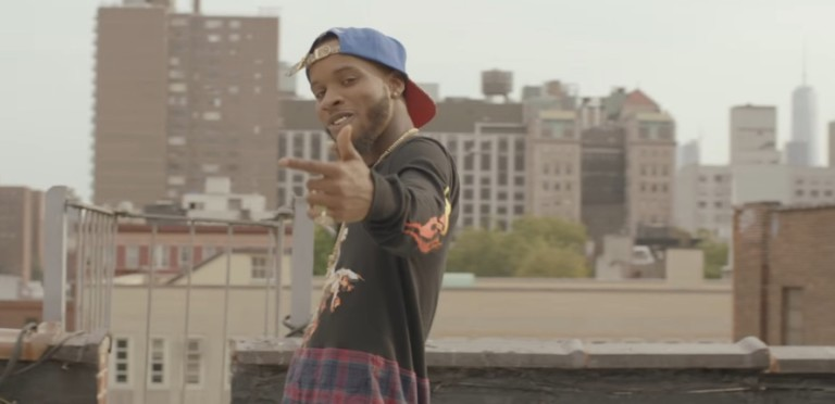 Tory Lanez Says He's Gunning for Drake's No. 1 Spot in Hip-Hop