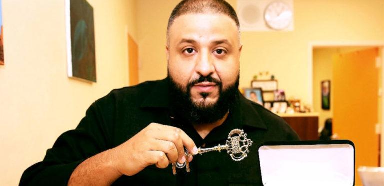 DJ Khaled Announces New Book 'The Keys'