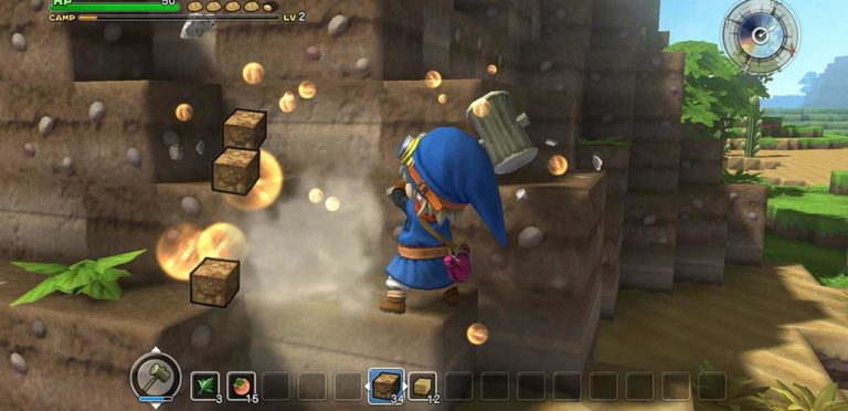 Dragon Quest Builders Demo Lays The Foundation