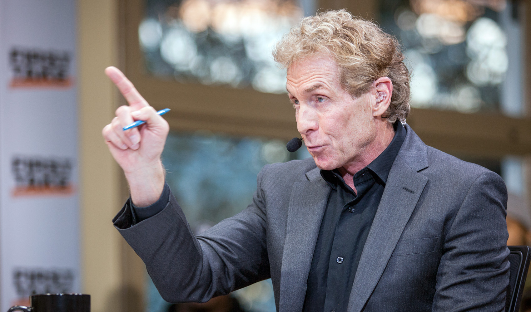 "Skip Bayless Says He Was ""The Most Underpaid On-Air Talent at ESPN"""
