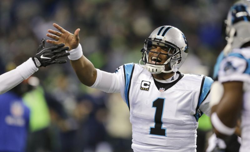 Cam Newton Explains Why He Was Benched for First Series of Game Against Seahawks