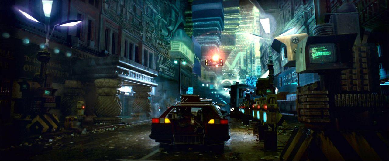 Blade Runner 2049 Looks As Visually Striking As The Original