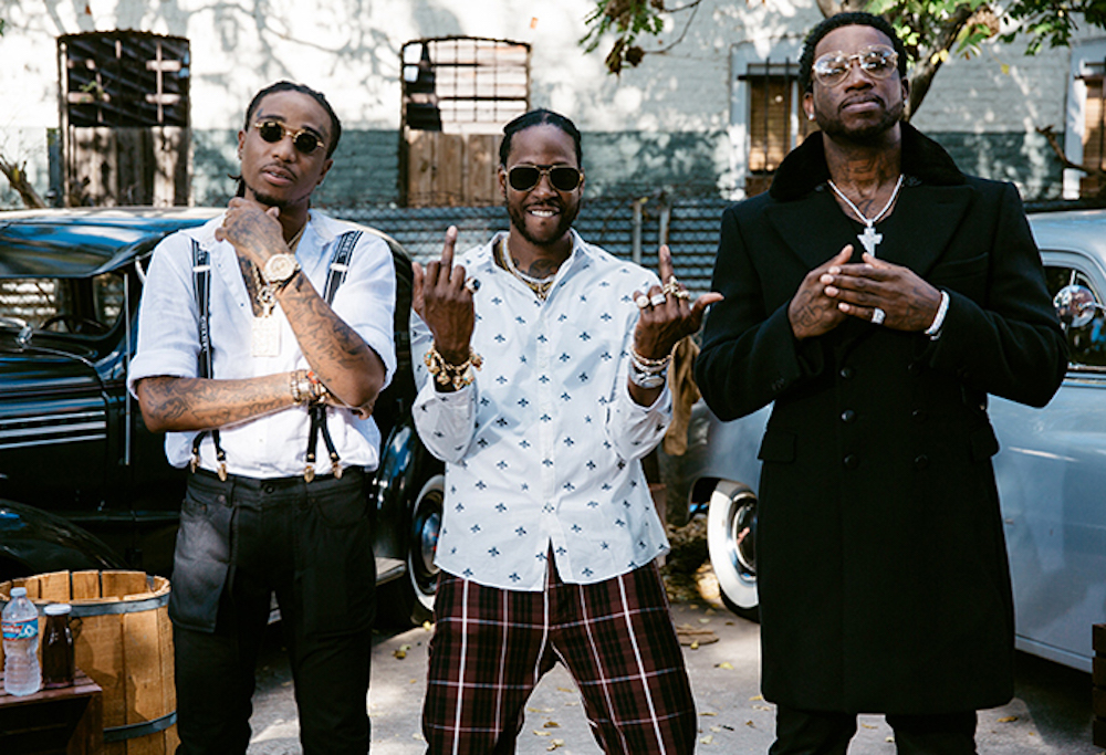 2 Chainz, Quavo & Gucci Mane 'Good Drank'
