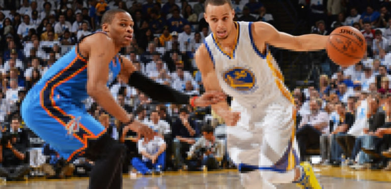 People Can't Believe Stephen Curry Is Starting Over Russell Westbrook