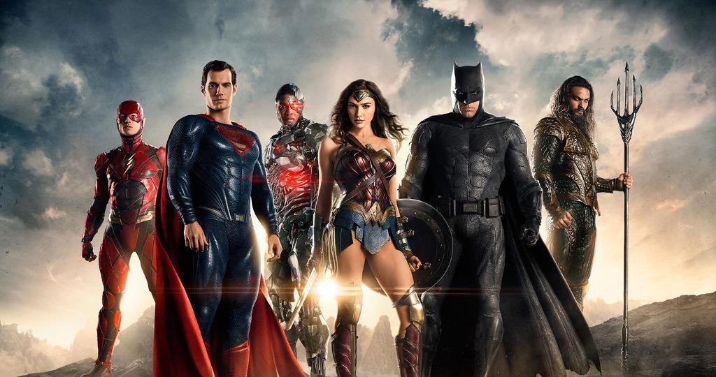 Justice League Film Trailer