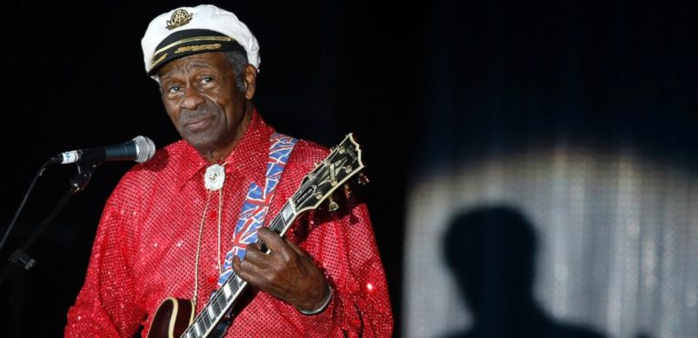 Legendary Musician Chuck Berry Dead at 90