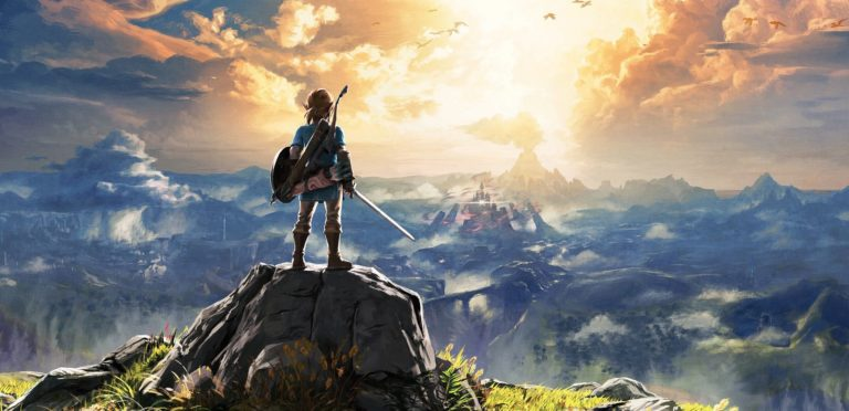 Fly To Hyrule Castle On This Airship In Breath Of The Wild