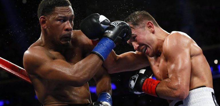 Gennady Golovkin Narrowly Defeats Daniel Jacobs