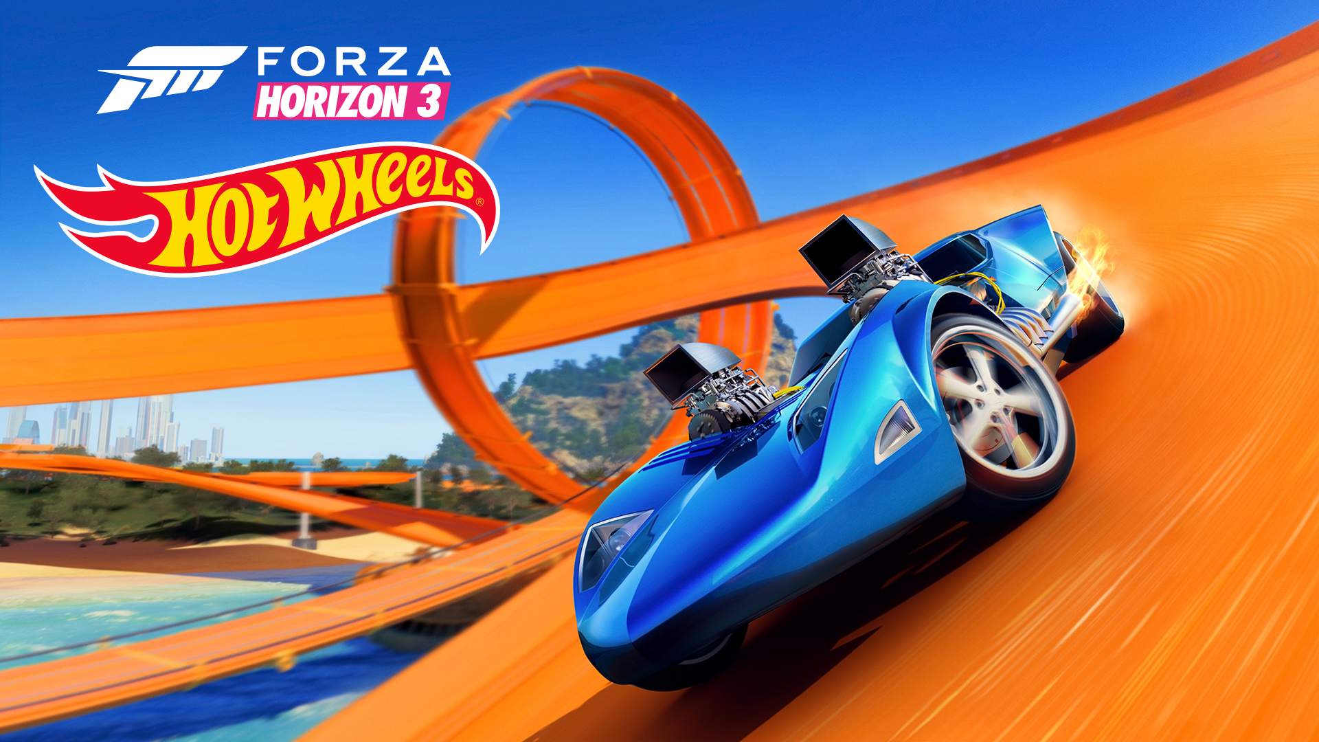 Hot Wheels DLC Racing Into Forza Horizon 3 Next Month