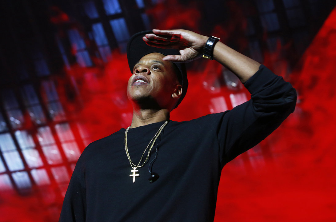 Jay Z Extended His Roc Nation Deal with Live Nation