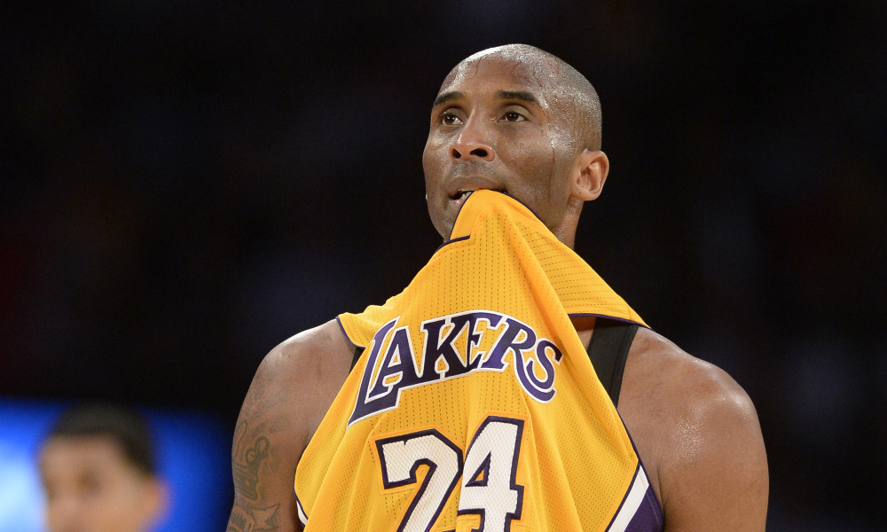 Kobe Bryant Explains Why He Doesn't Miss Basketball