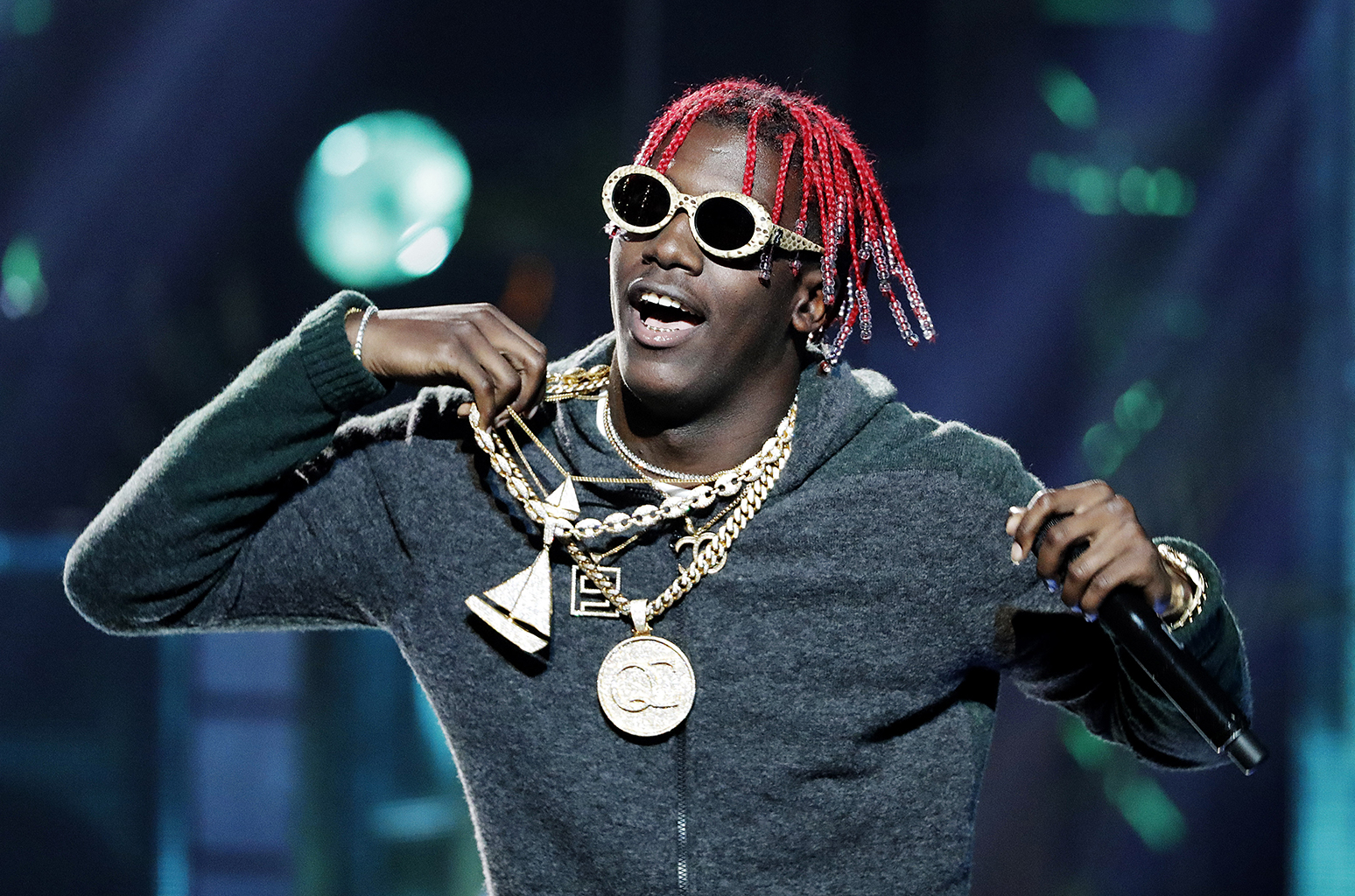 Lil Yachty Responds to Vic Mensa's 'What the F*ck Is a Lil Yachty?' Shot