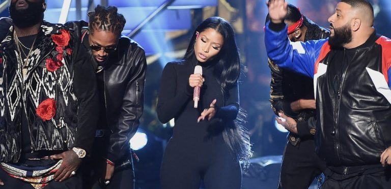 DJ Khaled Confirms Nicki Minaj Is on 'Grateful'