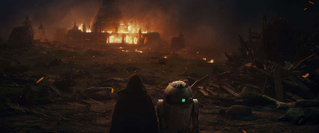 Teaser Trailer For Star Wars: The Last Jedi
