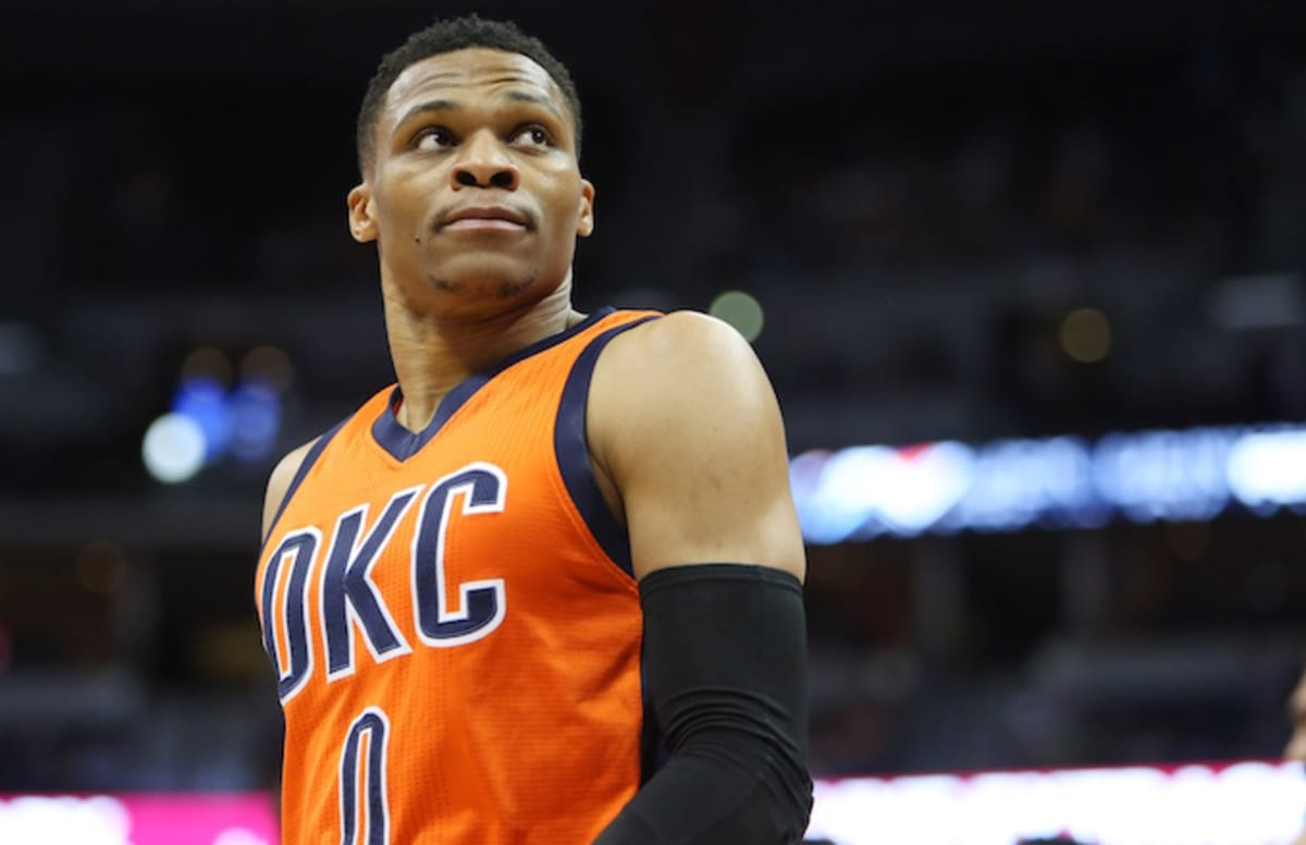 Russell Westbrook Can't Beat the Rockets By Himself
